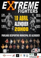 Extreme Fighters (18 Abril 2015) - Alenquer
