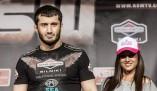 Pesagem e combate MMA - Mamed Khalidov vs. Maiquel Falcao