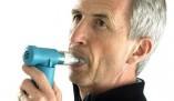 Treinar com PowerBreathe para problemas respiratórios