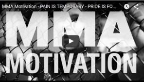 Video motivacional de MMA da Trec Nutrition