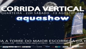 Video Resumo da Corrida Vertical no Aquashow no Algarve