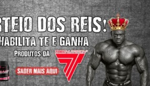 Sorteio dos Reis - Especial Trec Nutrition