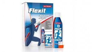 Promoção Pack Flexit de Novo em Stock
