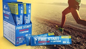 Géis Energéticos Fire Starts - Edição Especial