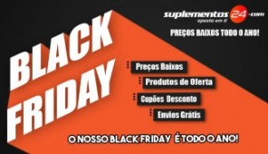 Black Friday todo o ano