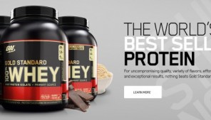 Optimum Nutrition & BSN em Stock