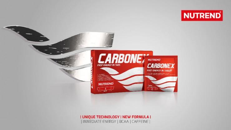 Carbonex de novo em Stock com Nova Cara
