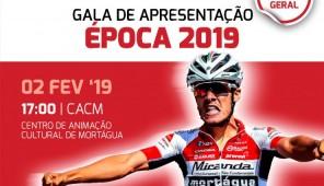 Apresentação da Equipa Ciclismo Miranda Mortágua