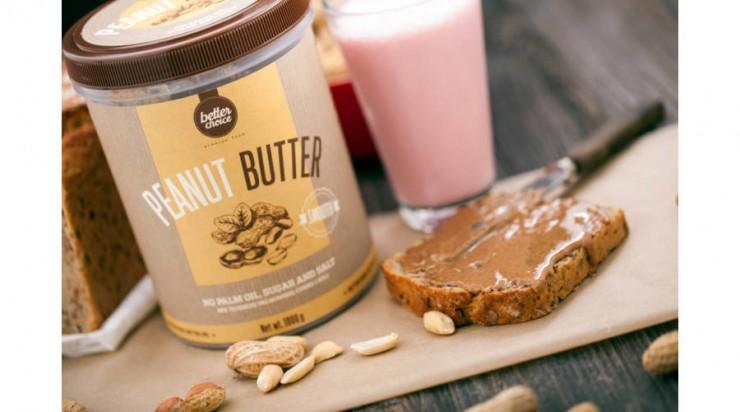 A Melhor Manteiga de Amendoim é Aqui