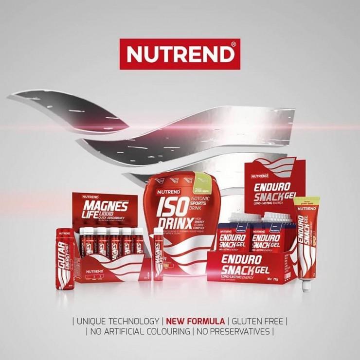 Nova Linha Endurance da Nutrend - Catálogo