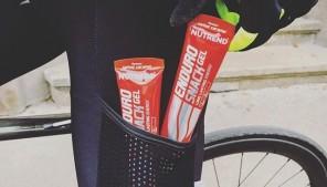 Géis & Barras Nutrend para Ciclismo