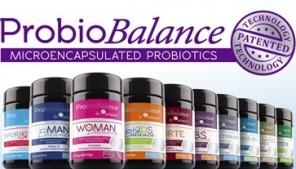 Melhora a Saúde com Probióticos